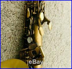 EASTMAN 52nd STREET ALTO SAX. Gator Contoured Case. & Accessories. Great Shape