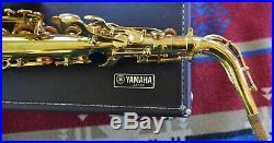 Early Rare Yamaha YAS 62 Purple Label Pro Alto Sax