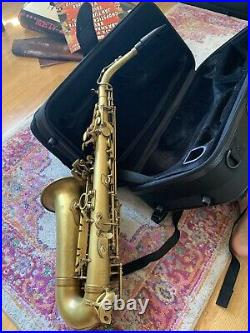 Eastman 52nd street Alto Sax For Sale Barely Used