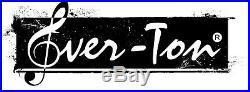 Ever-Ton Strength #7 Black Hard Rubber Alto Sax Mouthpiece Made in Brazil