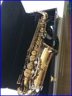 Evette Alto Saxophone Buffet Crampon Beginner Sax