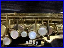 F/SExcellent YANAGISAWA Prima soprano SAXPHONE Alto Sax Japan YSYS3