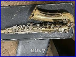 G C Conn LTD Alto Sax