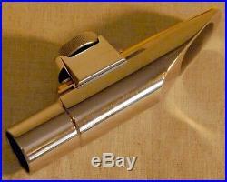 GEOFF LAWTON 5 Star BB ALTO SAX Mouthpiece / Ligature / Cap superb condition