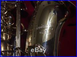 Giardinelli GS10 Advanced Alto Sax by Eastman