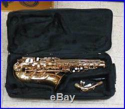Glory Professional Alto SAX Saxophone Gold Finish, Alto Saxophone