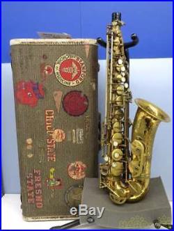 H SELMER MARK VI Used Alto Sax 1962
