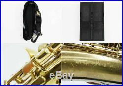 H. Selmer Mark VII 7 Alto Saxophone Sax Tested Used WithHard Case Ex++