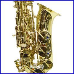 HOLIDAY SPECIAL Sky Alto Saxophone w Versatile Case + Ten (10) reeds