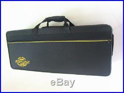 HOT! French Henri Paris Saxophone R54 Alto Mouthpiece sax Professional Full Ca