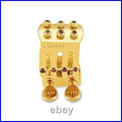 ILLO Alto Saxophone Ligature Horizontal Custom Order Patented Sax Mouthpiece MPC