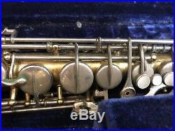 Ida Maria Grassi Alto Saxophone Sax 2095G Made in Italy