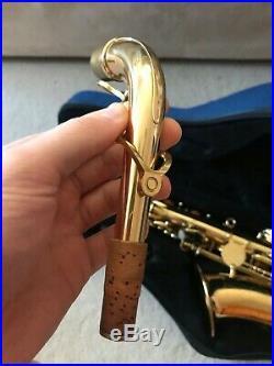 John Packer Jp041 Alto-saxophone (sax) Excellent Condition With Case
