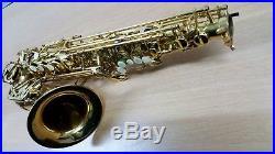 Julius keilwerth big bell Alto Sax EX 90 series II FREE SHIPPING