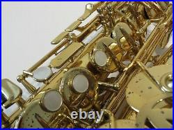 Jupiter 500 Series Alto Saxophone Outfit Great Playing Student Sax