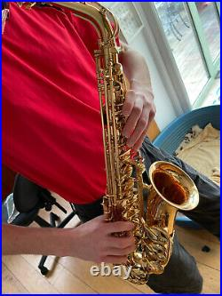 Jupiter Alto Sax In Excellent Condition