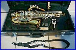 Jupiter Alto Sax JAS 769 with Case & Mouthpiece