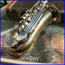 Keilwerth ToneKing Martelle Alto Sax Vintage Saxophone German angel wing PLAYER