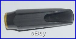 MC Gregory Master Hollywood ALTO sax mouthpiece 4 18M Hard rubber Original