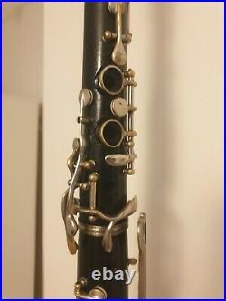 Mahogany Bb Tarogato, used (might px with yamaha alto sax)