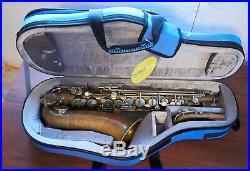 Martin Handcraft Committee II (Comm. II) Lion & Crown Alto Saxophone Sax 1939