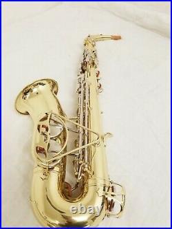 Martin Indiana Alto Sax, RMC, Richards Martin, 1960's, Vintage, Fully Restored
