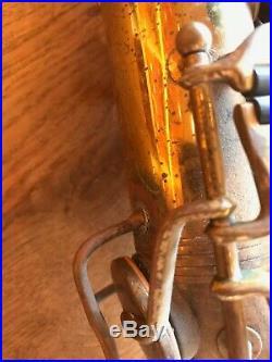 Martin Lyric alto sax body for parts or repair
