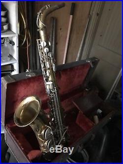 Martin alto sax (The Martin) Medilst