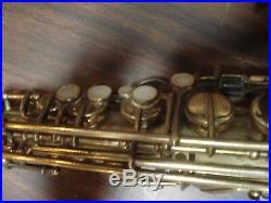 Martin handcraft series alto sax sn 99157