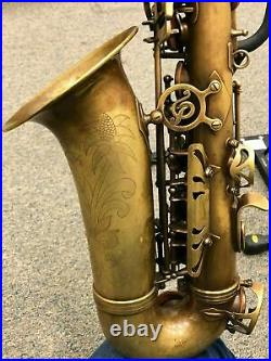Mauriat System 76UL Custom Class 2nd Edition Alto Saxophone Sax, EXCELLENT COND