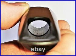 Meyer Hard Rubber 6M alto sax mouthpiece