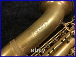 Mint! Eastman 52nd Street Alto Sax, Serial #11536775 -Lightly Played Floor Model