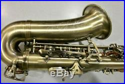 New Alto Sax copy of the Selmer reference 54 list $2,998.00 withYamaha sax swab
