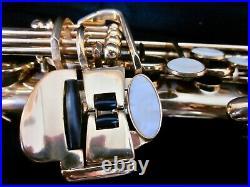 New DC PRO alto sax YAS 62 COPY withYamaha cork GREASE list $3,998.00