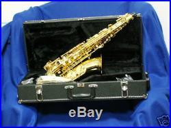 New E. M. Winston WAS 52 Alto Saxophone