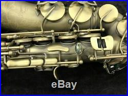New P Mauriat 67RDK Matte Finish Alto Sax BLOWOUT PRICE Serial # PM1214317