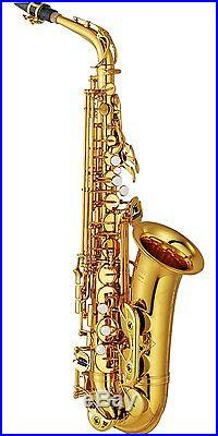 New YAMAHA Alto Sax YAS-62 III with case & mouthpiece oSaxophone Lacquered
