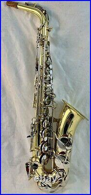 Nice Yamaha Japan YAS-23 Eb Alto Saxophone Sax, ready to play