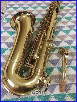 Nikkan(YAMAHA) YAS-32 Alto Sax Brilliant condition