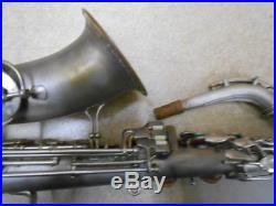 OLDS Oruzu super alto sax 1901