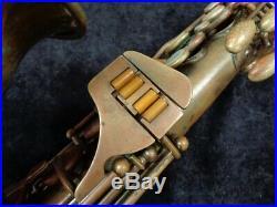 Old Conn Shooting Star Alto Sax Fixer Upper