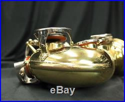 Olds Alto Sax RECENT SERVICE BY PROS Good Player