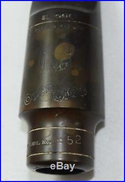 Otto LInk Reso Chamber Alto sax mouthpiece