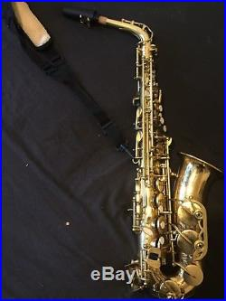 Prelude Alto Saxophone With Pearl Inlay Keys