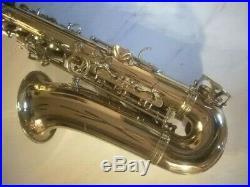 Prestini USA Alto Sax. With Original case