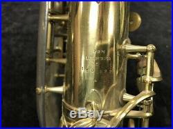 RARE Original Conn'Connstellation' 28M Alto Sax # 350927 Real Collector's Hor