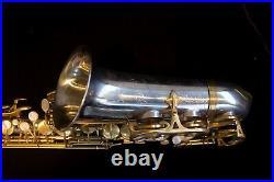 Rampone & Cazzani New Alto sax Hand Made R1 Jazz Solid Nikel Silver