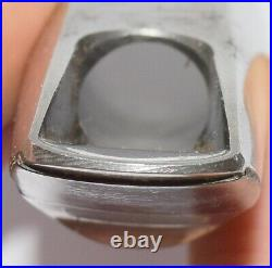 Rare Berg Larsen Special Model Alto Sax Mouthpiece 80/2 SMS Slant Sig