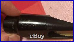 Rare vintage Phil Barone Meyer alto sax mouthpiece 6mm
