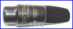 Rare vintage Zimberoff by Dukoff Supersonic Alto Sax Mouthpiece